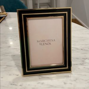 5x7 Marchesa by Lenox picture frame
